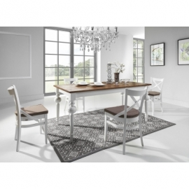Flavo Oak Dining Table