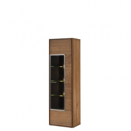 HARMONY Right Door Display Cabinet