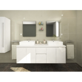 ICEBERG WHITE Bathroom set